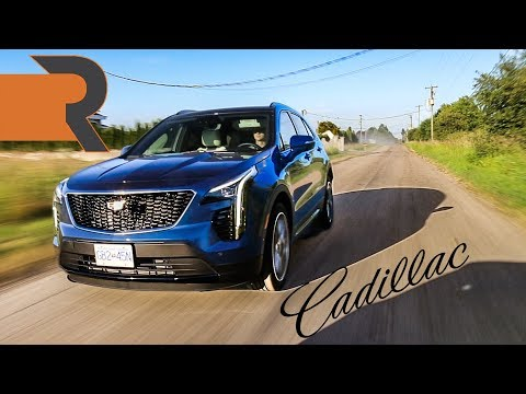 2019 Cadillac XT4 Sport Review | An Experiment in SUV Luxury and Tech