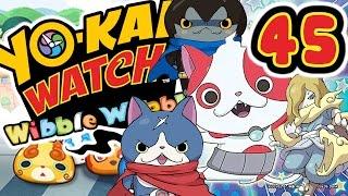 Yo-kai Watch Wibble Wobble - Movie Event, New Yo-kai!