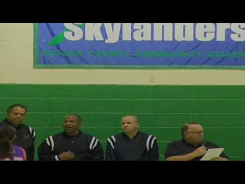 Sussex County Community College  Basketball: SCCC vs Bergen