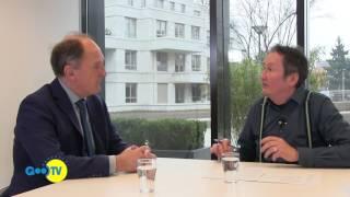 In Derde Termijn met wethouder Boland van Gooise Meren en Arno Haye van 50PLUS 15-02-2017