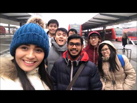 Germany, Switzerland, Czech Republic - Winter trip 2017