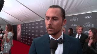 The Age Of Adeline: Director Lee Toland Krieger New York Red Carpet Premiere Interview