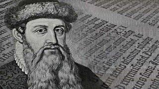 Johannes Gutenberg - Gründer der Druckmaschine in Europa (Doku Hörbuch)