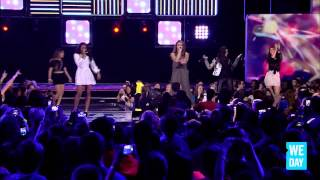 Fifth Harmony - Miss Movin' On - at We Day in Minnesota HD