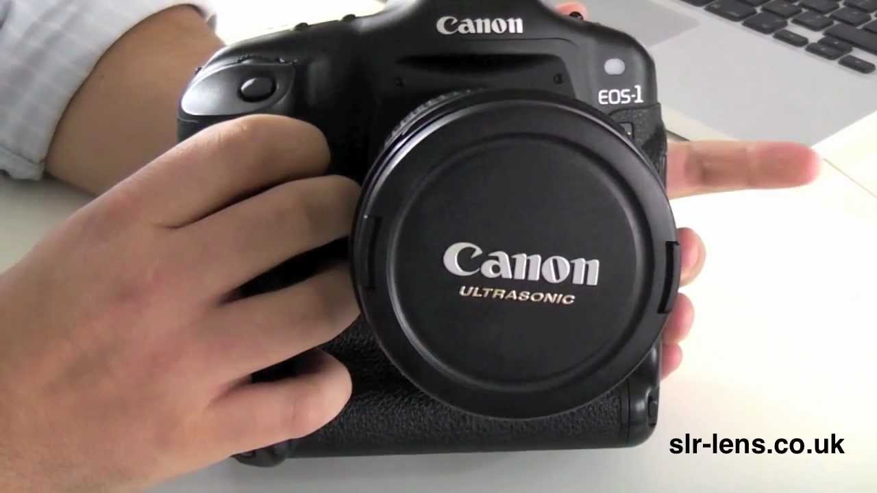 Canon EOS 1DS (Mark 1) Video Review - YouTube