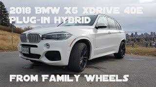 2017 BMW X5 plug-in hybrid