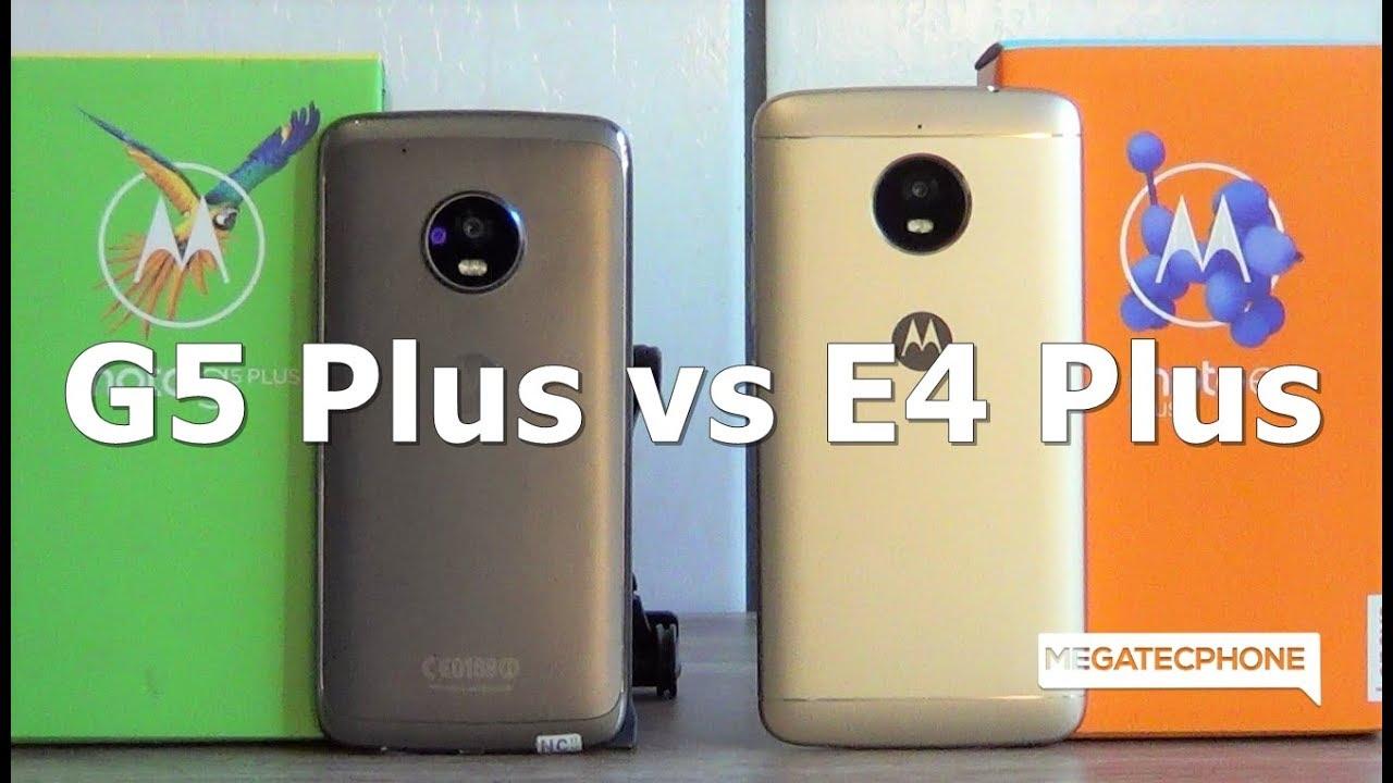 4cbe70379 Moto E4 Plus vs Moto G5 Plus - Comparativo