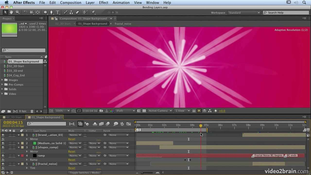 video2brain Archives - Angie Taylor - Motion graphic design