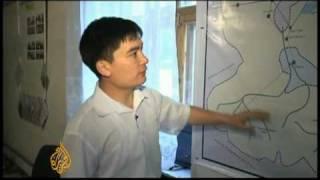Kyrgyzstan's disputed enclaves