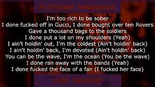 Future - Overdose (Lyric video)