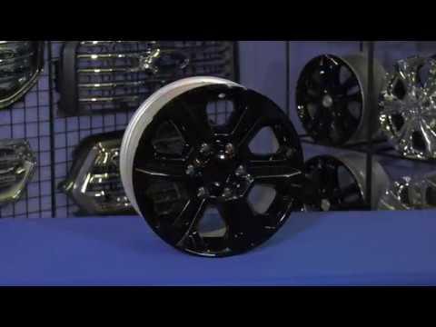 INSTALLATION: IMP413XN Impostor Series Wheel Skin for the Toyota 4Runner