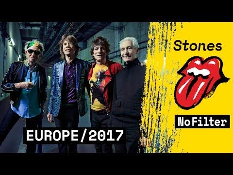 Stones - No Filter - European Tour 2017