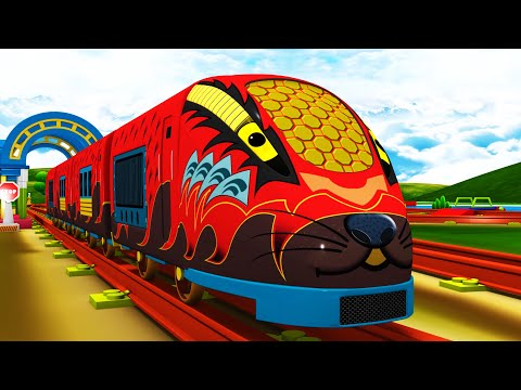 RED BULLET TRAIN