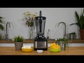 BioChef Atlas Power Blender - Making Ice Cream in Your Blender