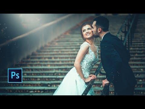 Photoshop Cc Tutorial: Wedding Photo Editing In Photoshop