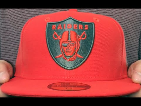 4b0c708bc9e ... australia raiders nfl team basic fire red charcoal fitted hat by new  era youtube 2996b f4628