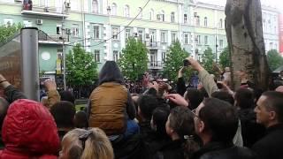 9 Мая парад Победы в Донецке. 2 часть(, 2015-05-09T10:10:23.000Z)