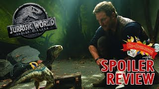 Jurassic World: Fallen Kingdom (SPOILERS & THEORIES) || Co-Op Reviews