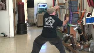 Wooden Dummy First 36 Motions Choy Lee Fut