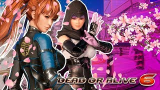 Missing Shinobi And Kunoichi!!! Dead Or Alive 6 Kasumi/Ayane Online Gameplay