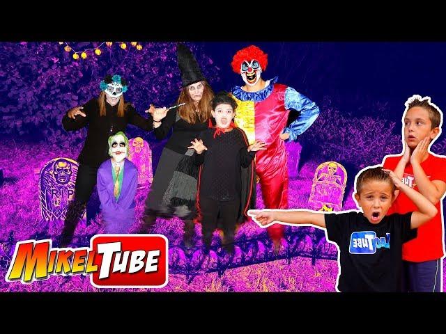 FamilyTube #06 Aventura Halloween 2018