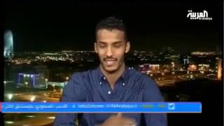 نايف هزازي: لا أسمح لأحد بالتدخل في ما أفعله على مواقع التواصل