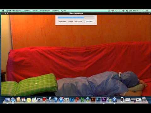 Convertir Avi A Mov En Mac OS X SIN PROGRAMAS