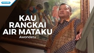 Download Kau Rangkai Air Mataku - Pdt. J. E. Awondatu (Video)