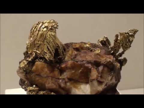 Feria de Minerales y Fósiles de Munich 2012 - Mineral Munich Show