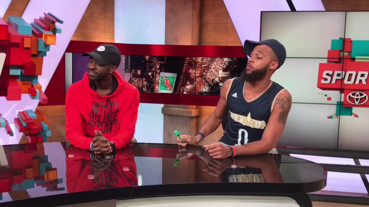 NBA on TNT Be Like…