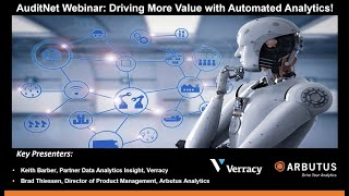 Arbutus Analytics Webinar: Driving More Value with Automated Analytics