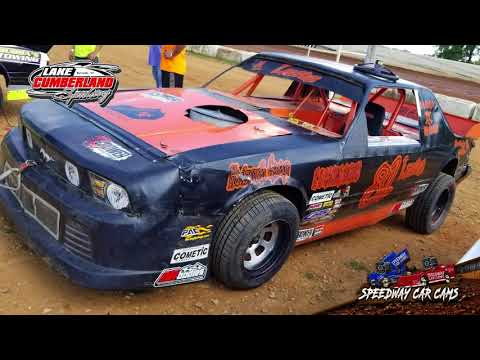 Heat Race #81 David Lucas - Mini Stock - 8-4-18 Lake Cumberland Speedway - In Car Camera