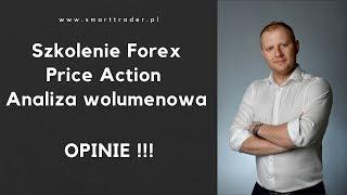 Szkolenie Forex oparte o Price Action i zaawansowana analiza wolumenowa - opinie