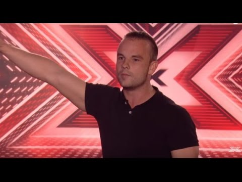 THE X FACTOR 2016 AUDITIONS - BECK MARTIN - FRIDAY NIGHT