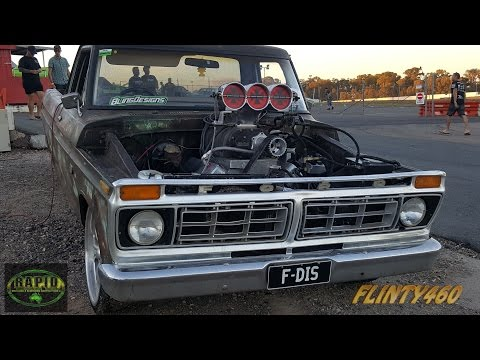 700 CUBIC INCHES OF INSANITY AT UBC - WINTON - YouTube