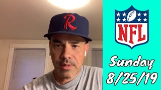 Free NFL Picks - Pittsburgh Steelers at Tennessee Titans - Sunday 8/25/19 - Bookie Blasters