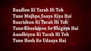 Sanam Re Title Song lyrics