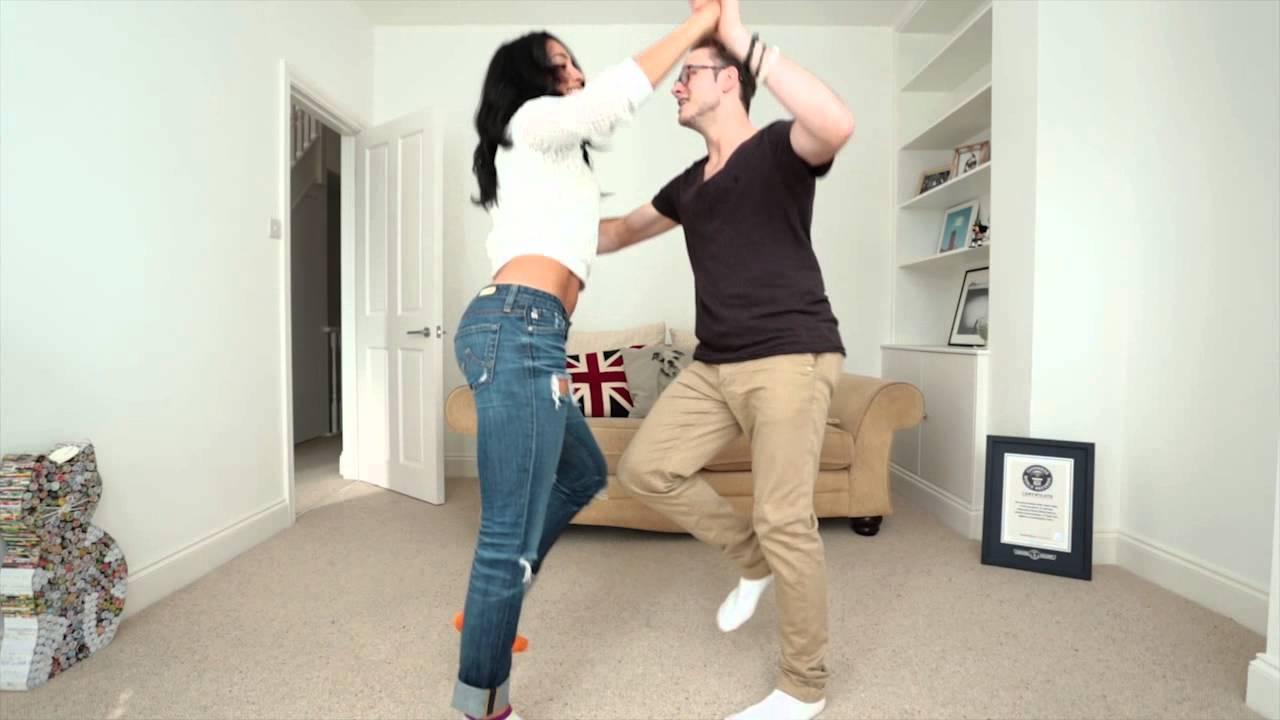 How To Dance: Jive