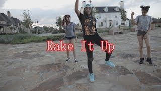Yo Gotti ft. Nicki Minaj - Rake It Up (Dance Video) shot by @Jmoney1041 thumbnail
