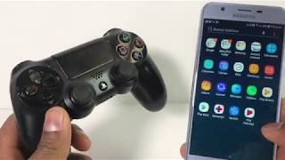 How to Connect a PS4 Controller to a Cell Phone to play Fortnite, Free Fire, Pubg Mobile