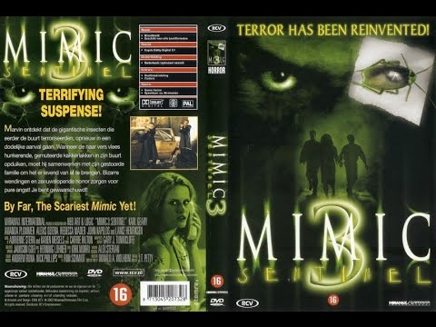 Mimic 3: Sentinel (2003) Movie Review (Actually...Pretty Decent Flick)