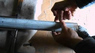 Сварка труб: видео-урок стыковки полипропиленовых, стальных и оцинкованных