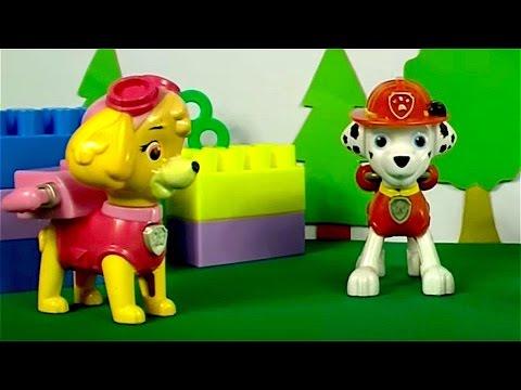 Juguetes de Patrulla Canina - Juguetes de Paw Patrol en español - Vídeos de juguetes en español
