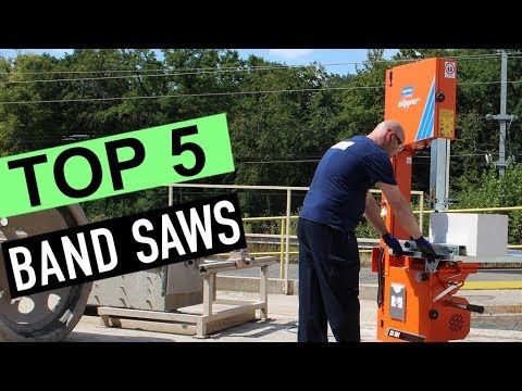 BEST 5: Band Saws 2019