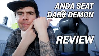 Anda Seat Dark Demon Gaming Chair Review | Long Term, Is It Worth It?