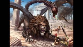 Top 50 Mythical Creatures and Monsters