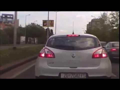 Zagreb drive:Jankomir-Dubrava