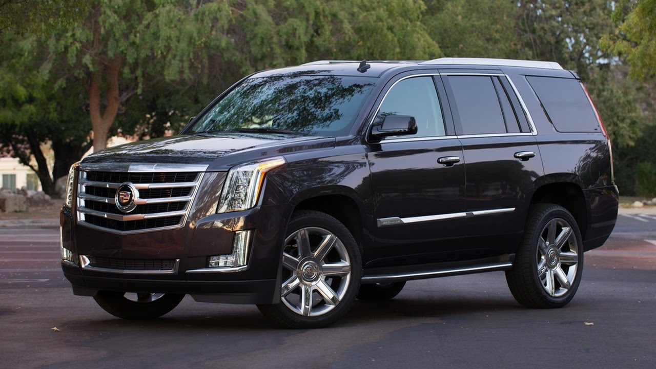 2015 cadillac escalade 4wd luxury youtube. Black Bedroom Furniture Sets. Home Design Ideas