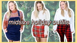 midsize HOLIDAY outfits (you c…