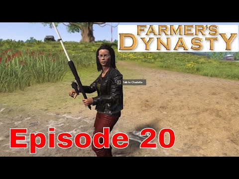Farmer's Dynasty - Episode 20 - Working for the Woman